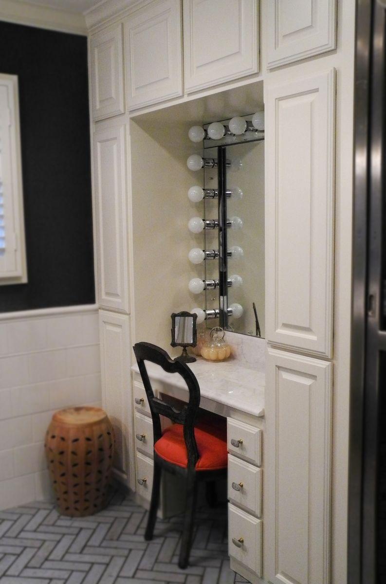 Handmade Custom Built Vanity by Trevor Thurow Custom