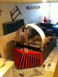 Hand Crafted Custom Made Train Bed by Greg Boheman Custom ...
