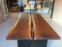 Custom Live Edge Conference Table by Greg Pilotti ...