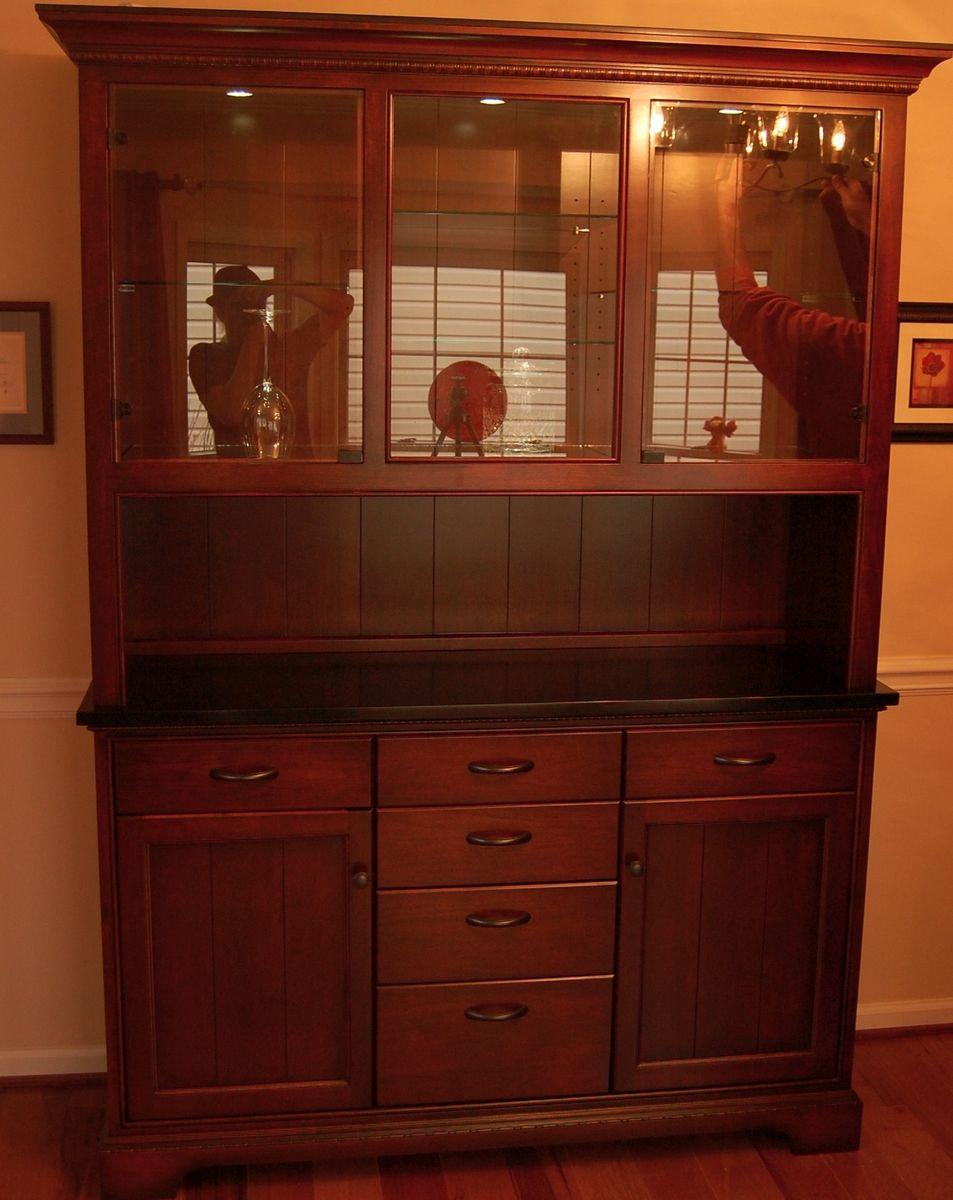 Handmade Dining Room Cabinet By Sjk Woodcraft Amp Design