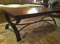 Custom Coffee Table & End Table by Desiron Custom Metal ...