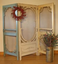 Hand Made Denise's Screen Door Room Divider by Country ...