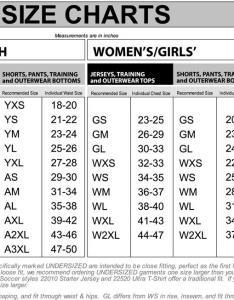 High sportswear size chart also customplanet rh
