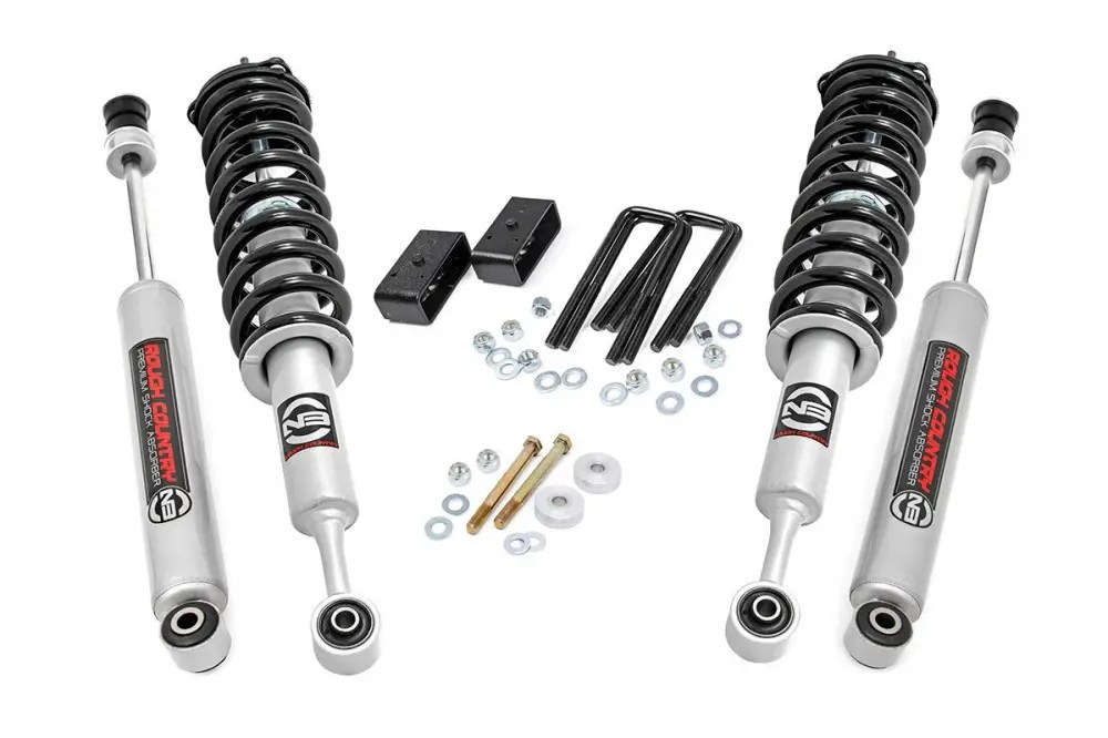 Rough Country 3 Toyota Suspension Lift Kit