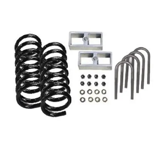 Mcgaughy Lowering Kit For Gmc Sonoma Chevy S10 S10 Blazer 2wd