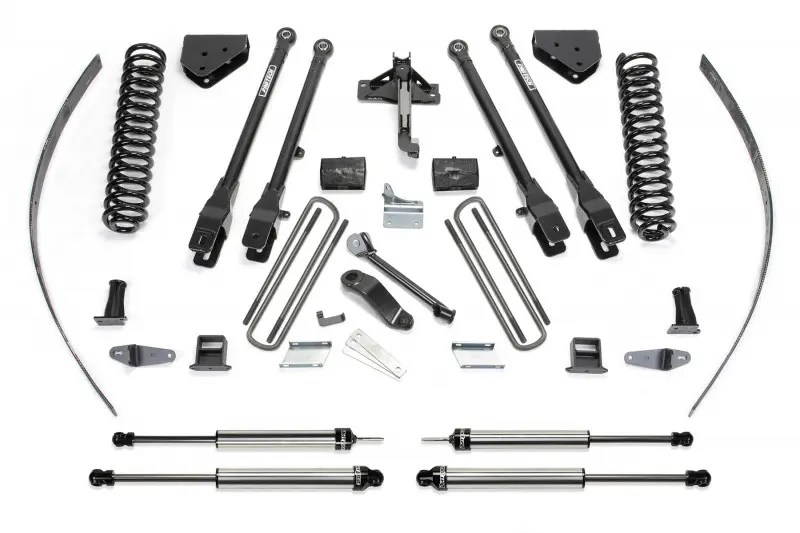 Fabtech 8 4 Link System W Dirt Logic Ss Shocks 2008 16
