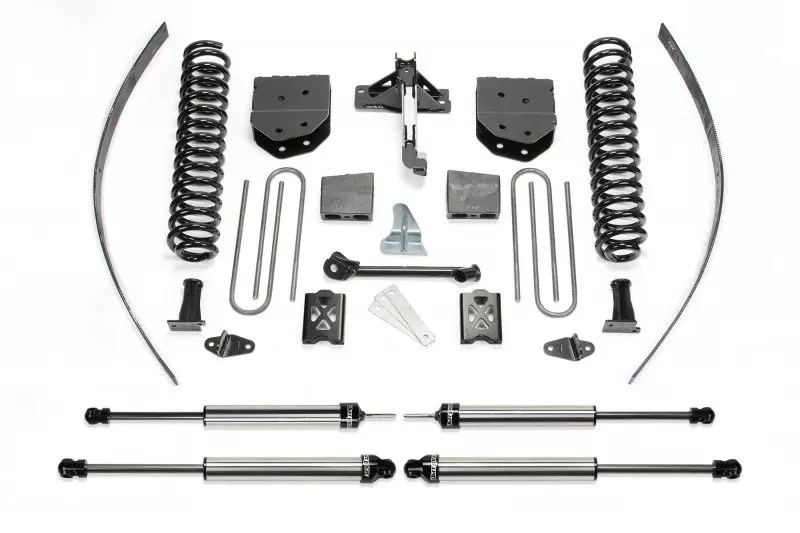 Fabtech 8 Basic System W Dirt Logic Ss Shocks 2005 07 Ford