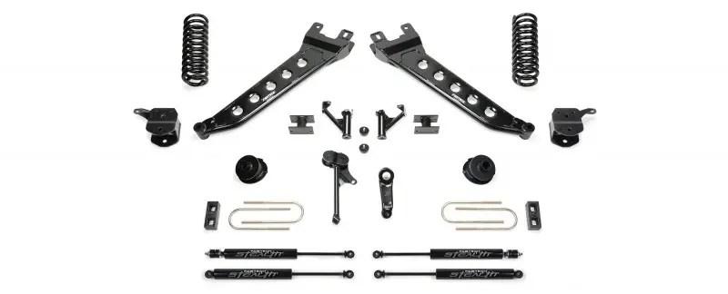 7 Radius Arm System W Coil Springs Stealth Shocks 2013 16