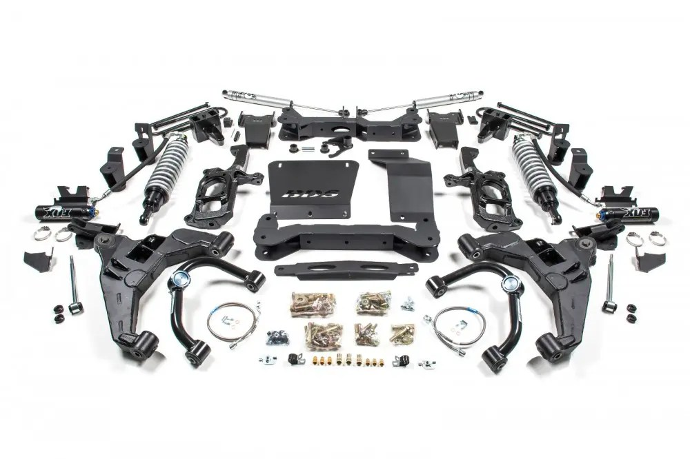 65 Coilover System Suspension Lift Kit Chevy Gmc