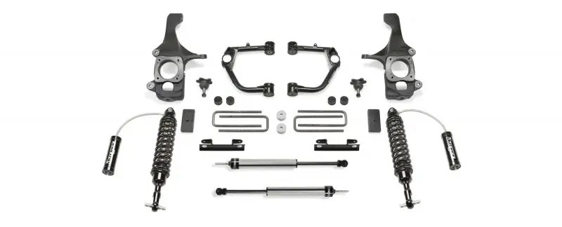 Fabtech 4 System W Ball Joint Uca W Front Dirt Logic Ss 25