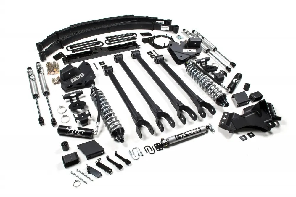 Bds Suspension 6 4 Link Arm Coil Over Suspension System
