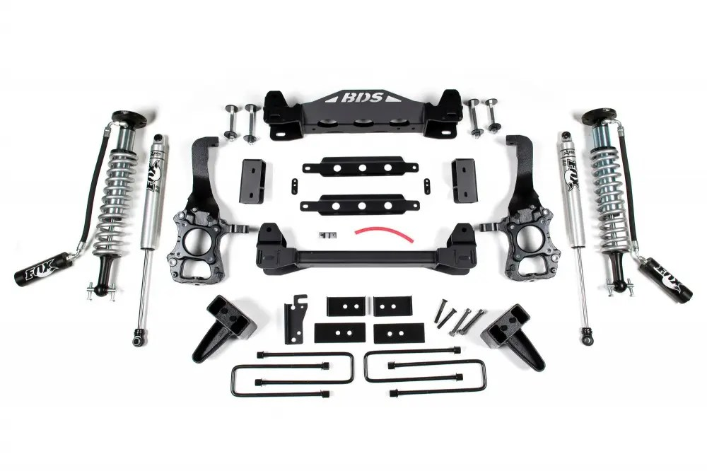 Bds Suspension 6 Coil Over Suspension System Ford F 150 2wd