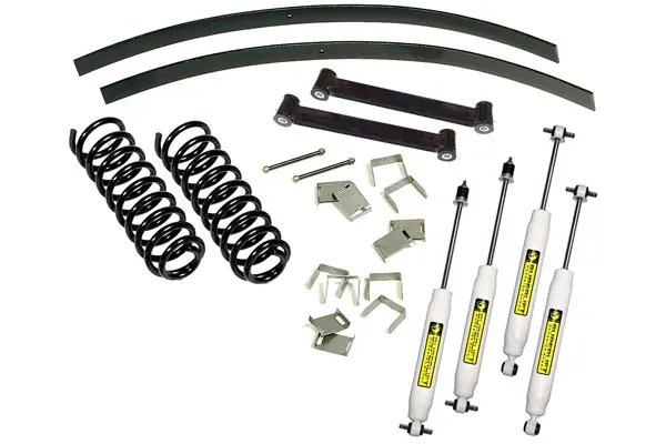 Superlift 25 Lift Kit With Superide Shocks