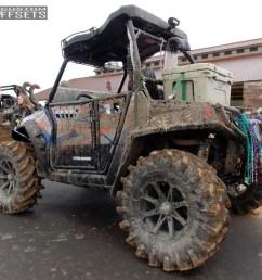 2013 polaris rzr 800 msa m12 diesel 15x7 10 sti outback max 31 x10  [ 1000 x 934 Pixel ]