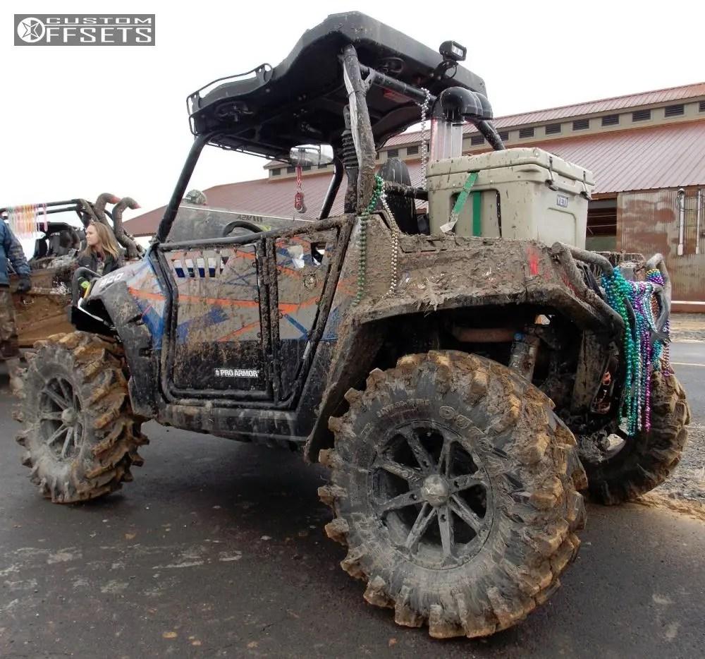 medium resolution of 2013 polaris rzr 800 msa m12 diesel 15x7 10 sti outback max 31 x10