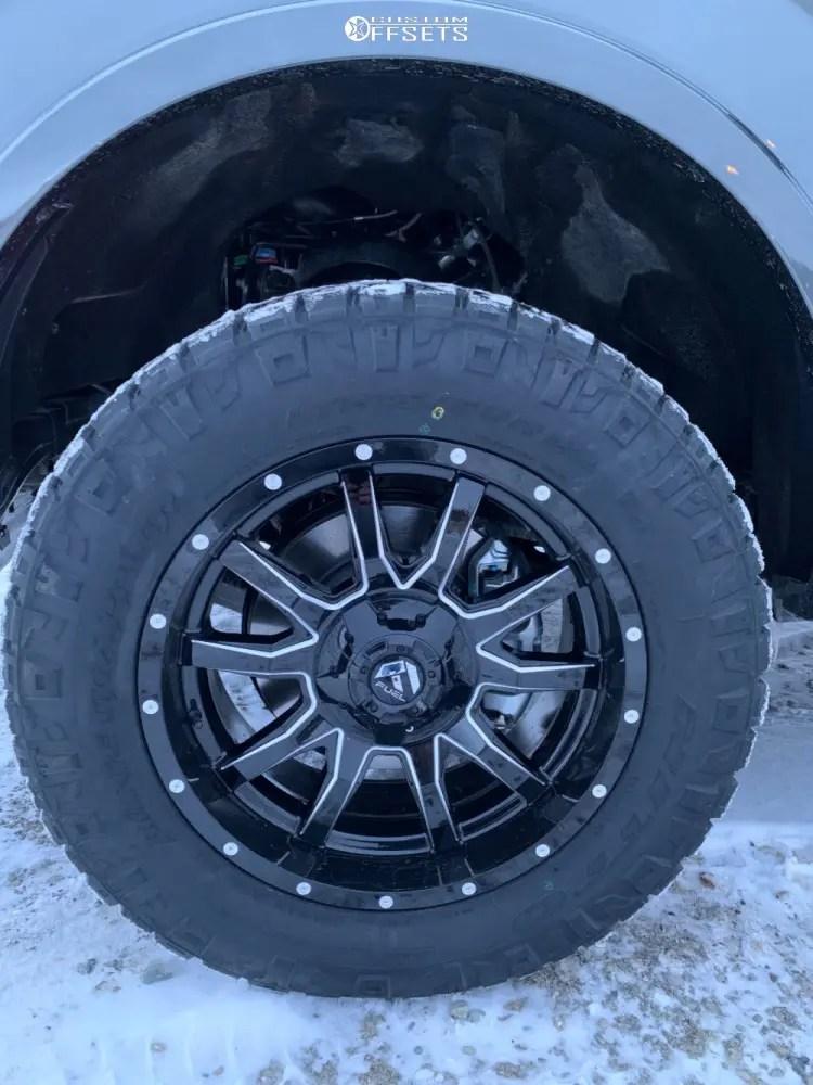 2020 Ford F 150 0 60 : F-150, Wheel, Offset, Slightly, Aggressive, Suspension, 1397231, Custom, Offsets