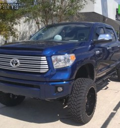 1 2016 tundra toyota suspension lift 7 ballistic 1 black super aggressive 3 5 1 2014 tundra toyota pro comp  [ 1000 x 869 Pixel ]