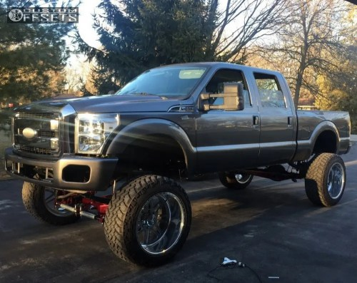 small resolution of 13 2002 f 250 super duty ford suspension lift 10 american force liberty ss polished hella