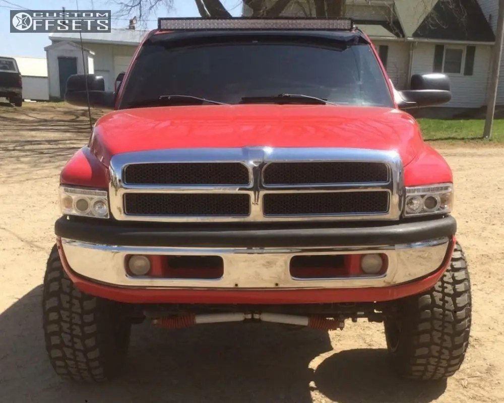 medium resolution of 2 1997 ram 1500 dodge suspension lift 6 fuel mavericks machined accents