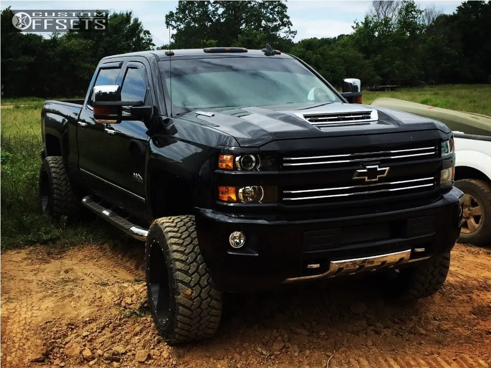 2017 Chevrolet Silverado 2500 Hd Hostile Stryker Zone
