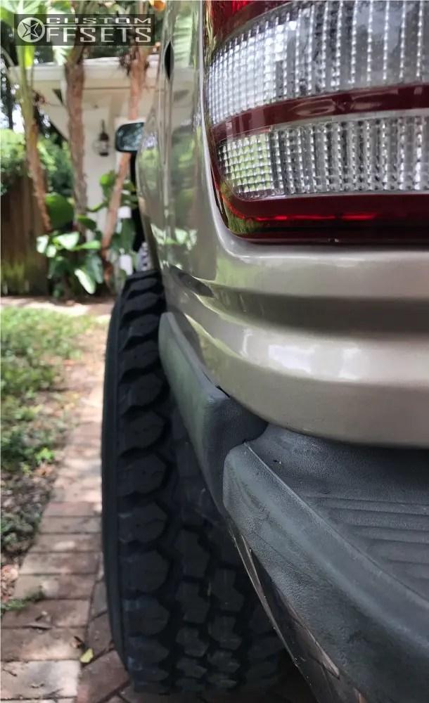 1998 Ford Explorer Suspension