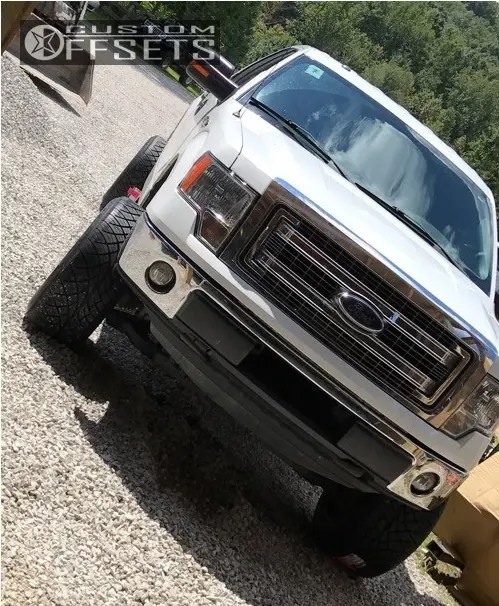 2014 F150 Lifted : lifted, F-150, Wheel, Offset, Super, Aggressive, 3