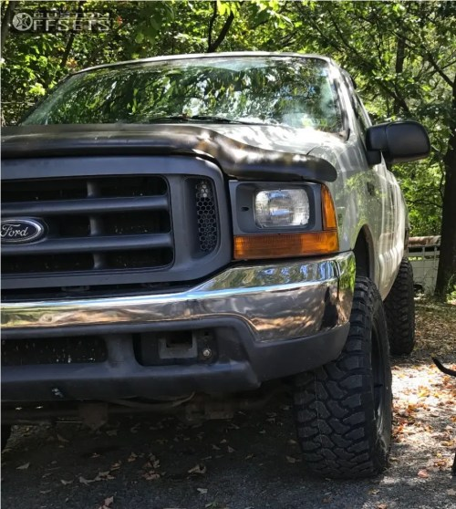 small resolution of 14 1999 f 250 ford stock stock ultra type 164 black