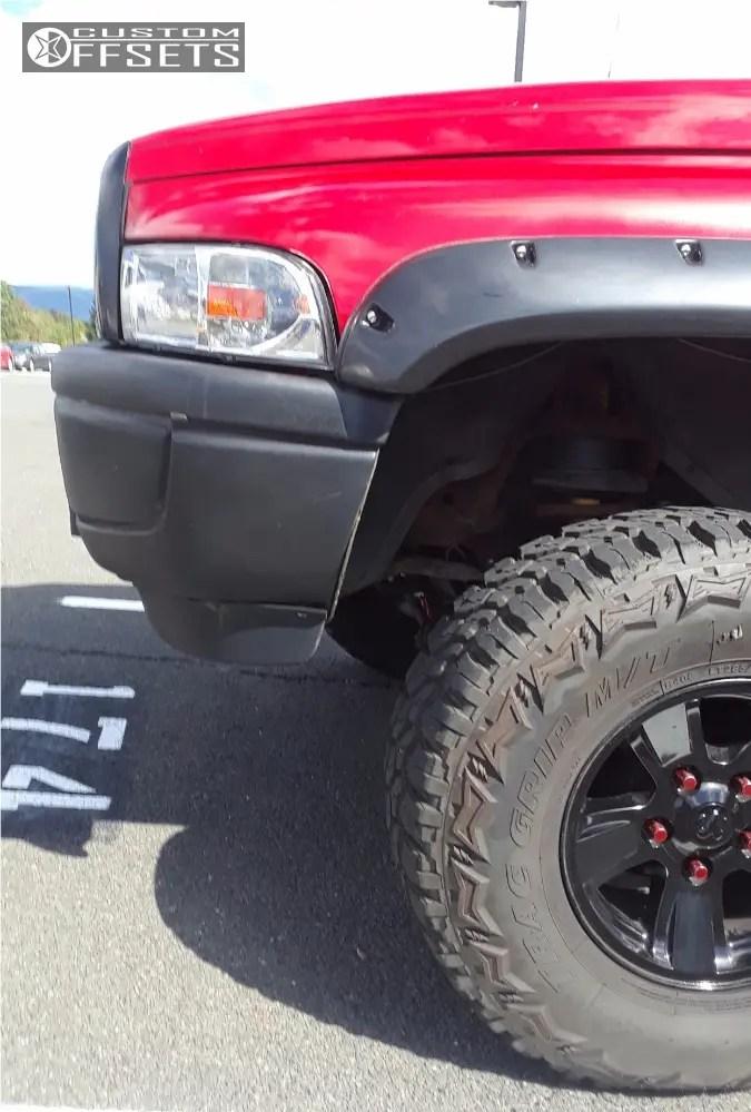 1998 Dodge Ram 1500 Lift Kit : dodge, Dodge, Wheel, Offset, Aggressive, Outside, Fender, Suspension, 281489, Custom, Offsets