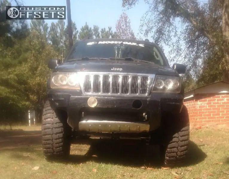 2004 jeep grand cherokee 4 0