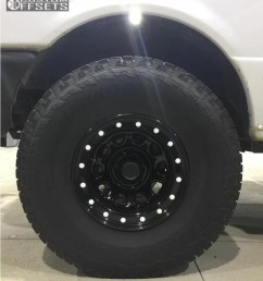 8 1998 ranger ford fab tech suspension lift 4in pro comp 152 black  [ 841 x 955 Pixel ]