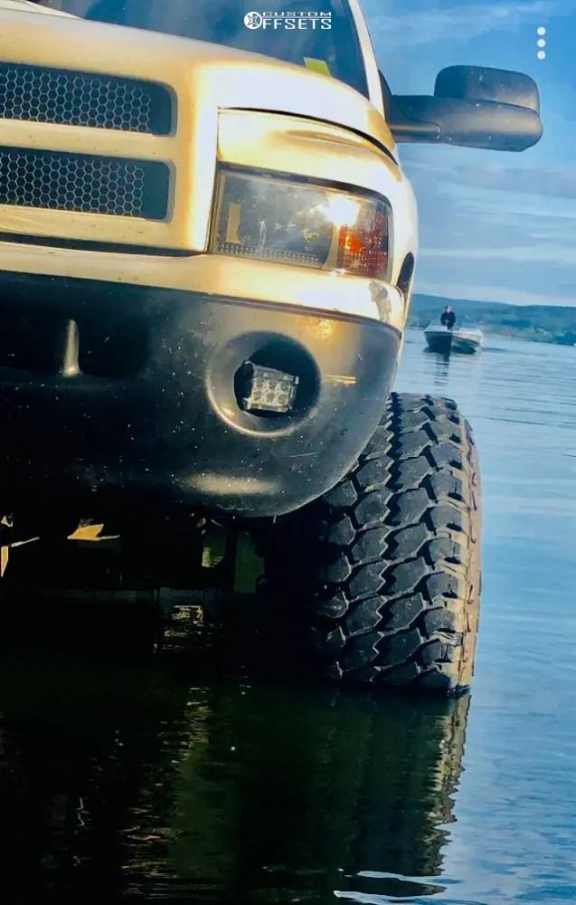 1998 Dodge Ram 1500 Lift Kit : dodge, Dodge, Wheel, Offset, Hella, Stance, Suspension, 309403, Custom, Offsets
