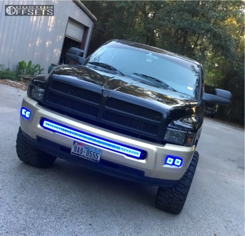 small resolution of  10 1995 1500 dodge performance accessories leveling kit body lift gear alloy kickstand machined black