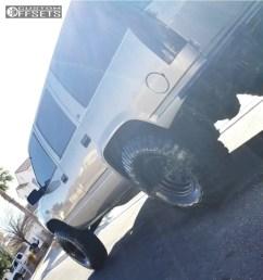 4 1999 tahoe chevrolet stock suspension lift 3in pro comp series 52 black [ 939 x 1000 Pixel ]