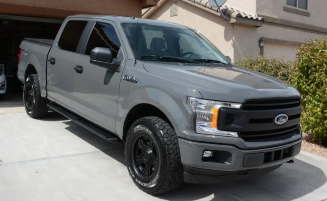 2018 Ford F 150 Gear Alloy Manifold Stock Stock Custom Offsets