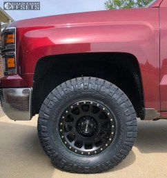 1 2014 silverado 1500 chevrolet rough country leveling kit method nv matte black [ 919 x 1000 Pixel ]