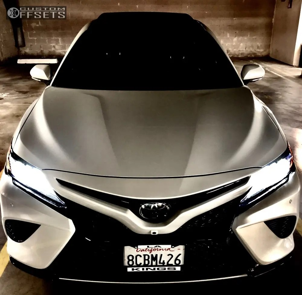 hight resolution of 2 2018 camry toyota stock stock bbs ch black