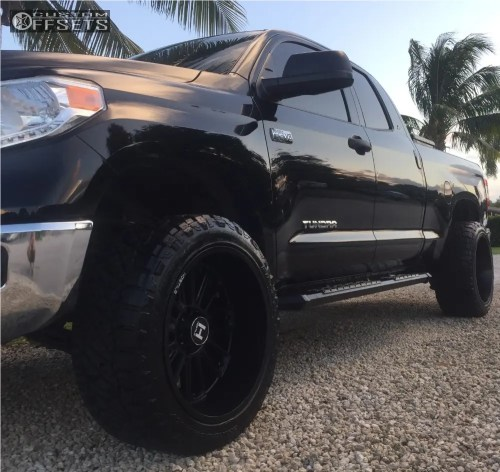 small resolution of  1 2015 tundra toyota pro comp suspension lift 3in hostile predator black