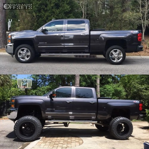 small resolution of 2 2016 silverado 2500 hd chevrolet lifted 9 american force rebel ss8 black hella stance 5