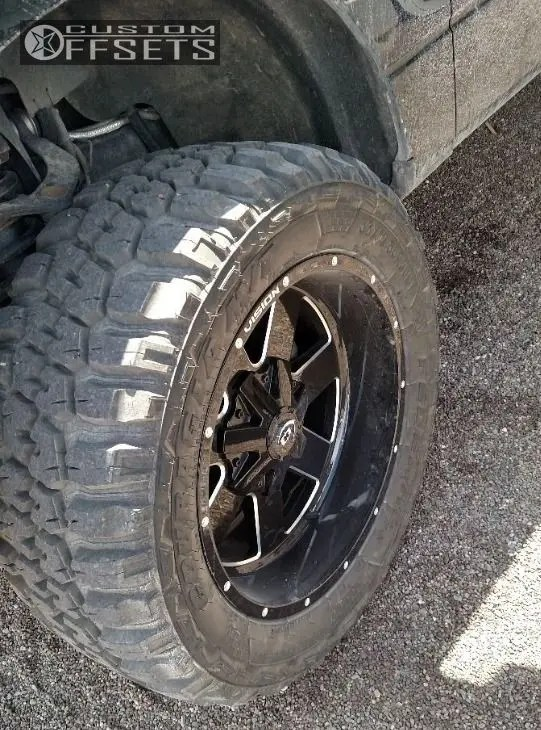 2013 Ford F 150 Vision Arc Rough Country Leveling Kit Body
