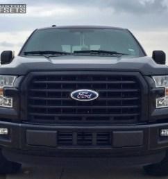 2 2016 f 150 ford leveling kit fuel vapor black  [ 1000 x 866 Pixel ]