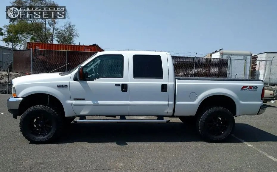 2004 Ford Duty Super 35 Lifted