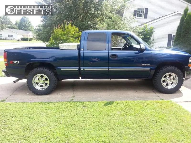 2002 Chevy Silverado Wheels