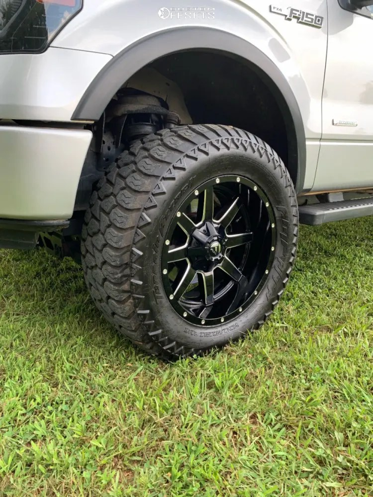 2014 F150 Lifted : lifted, F-150, Maverick, Rough, Country, Suspension, Custom, Offsets