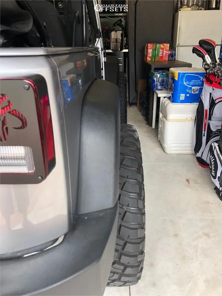 Jeep Wrangler Wheel Offset Guide : wrangler, wheel, offset, guide, Wrangler, Wheel, Offset, Super, Aggressive, 3