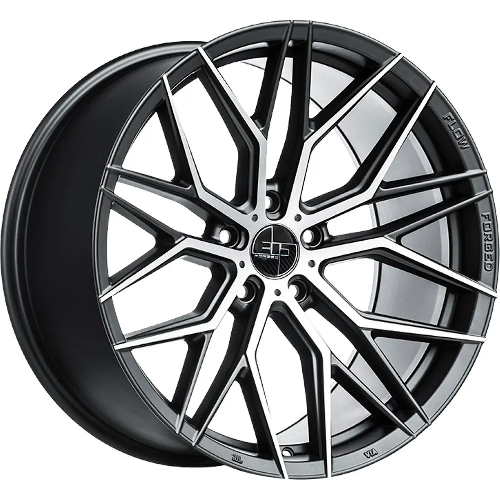 Black Machined 305 Forged FT107 Wheels for Sale in 4 Sizes   Fitment Industries