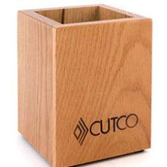 Kitchen Tool Holder Center Island 6 Pc Set With Utensils By Cutco Potato Masher