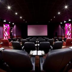 East London Sofa Cinema Fl Sets The Lounge At Odeon Whiteleys West Conference