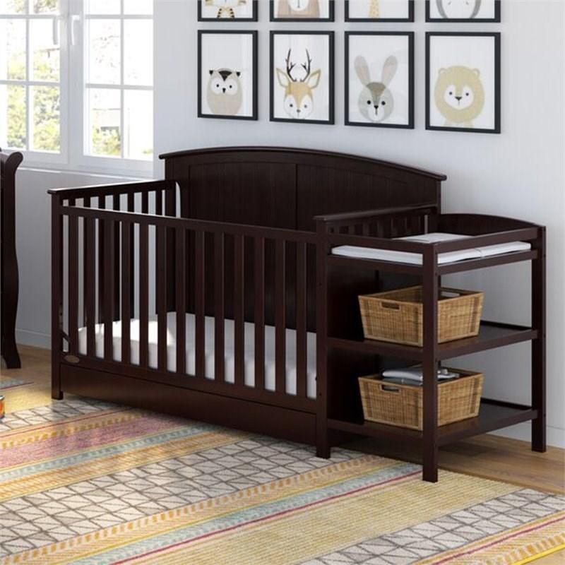 This 2 piece set includes the tuscany crib and 4 drawer dresser. homesquare com