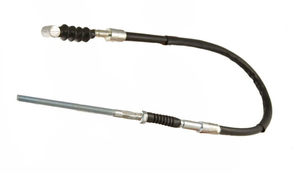 1986 1987 Honda TRX250 TRX 250 Fourtrax Foot Brake Cable