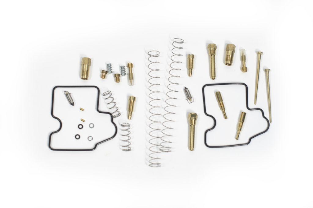 Carburetor Repair Kit Rebuild Carb Kit for 2002-2009